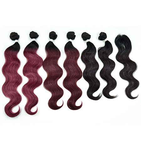 7pcs 16 18 20+ body wave #OM BG