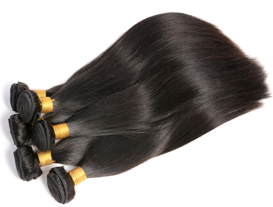 Straight Virgin Human Hair Bundles02