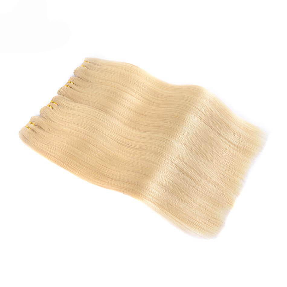 Color #613 Straight Human Hair Bundles01