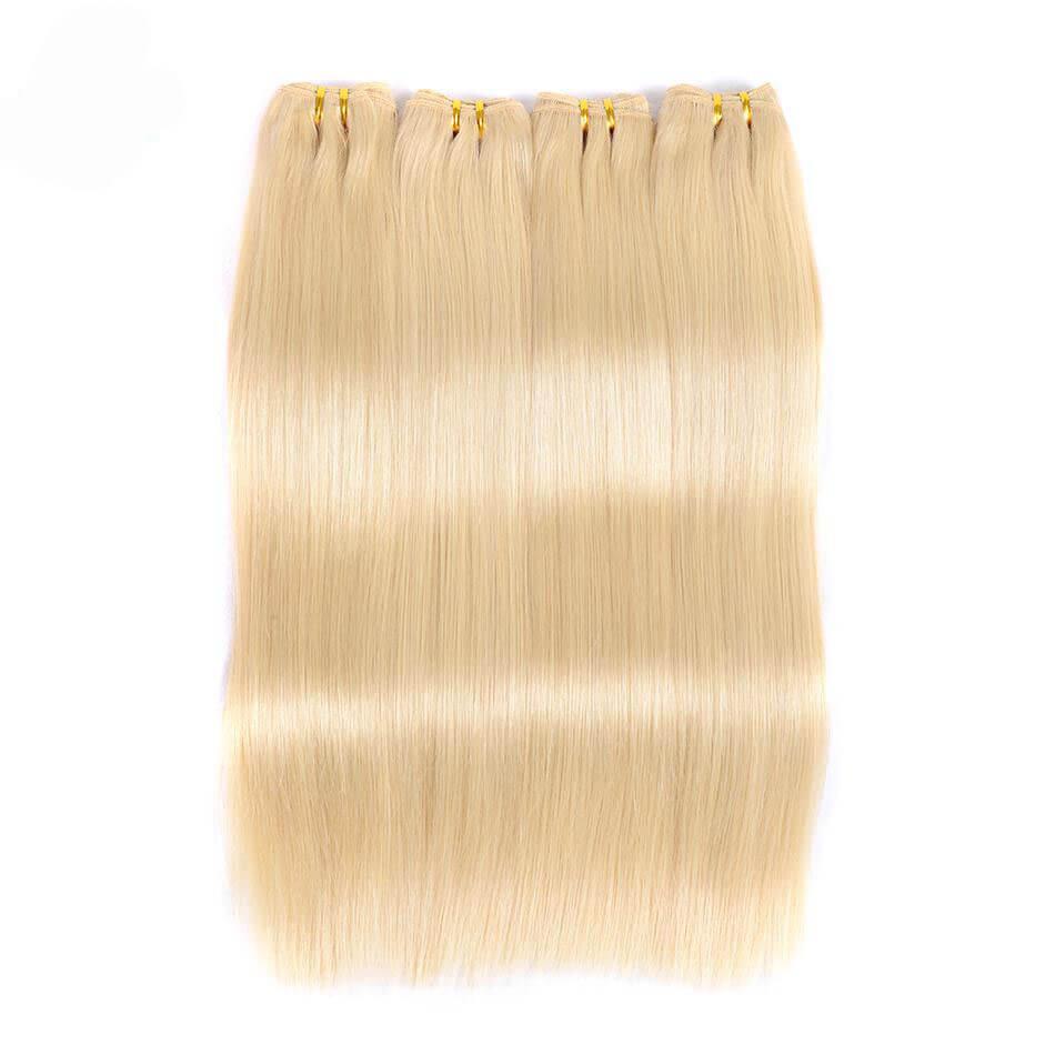 Color #613 Straight Human Hair Bundles03