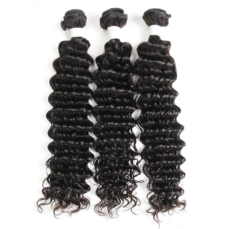 Deep wave Virgin Human Hair Bundles01