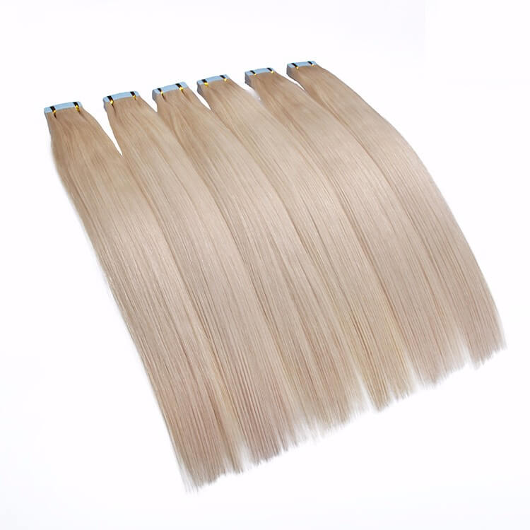 color #60 tape hair