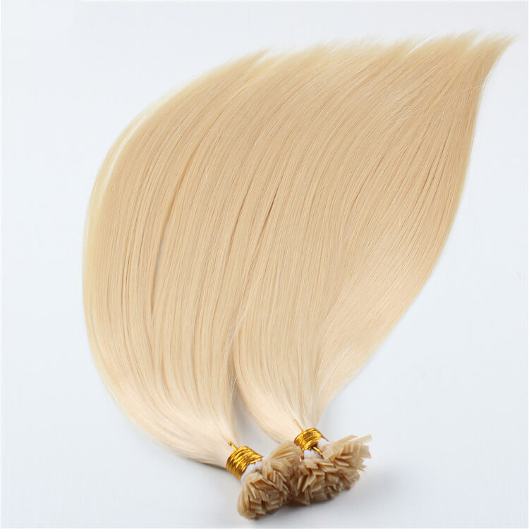 Flat Tip Hair Extension
